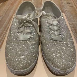 Kate spade x keds glitter sneaker